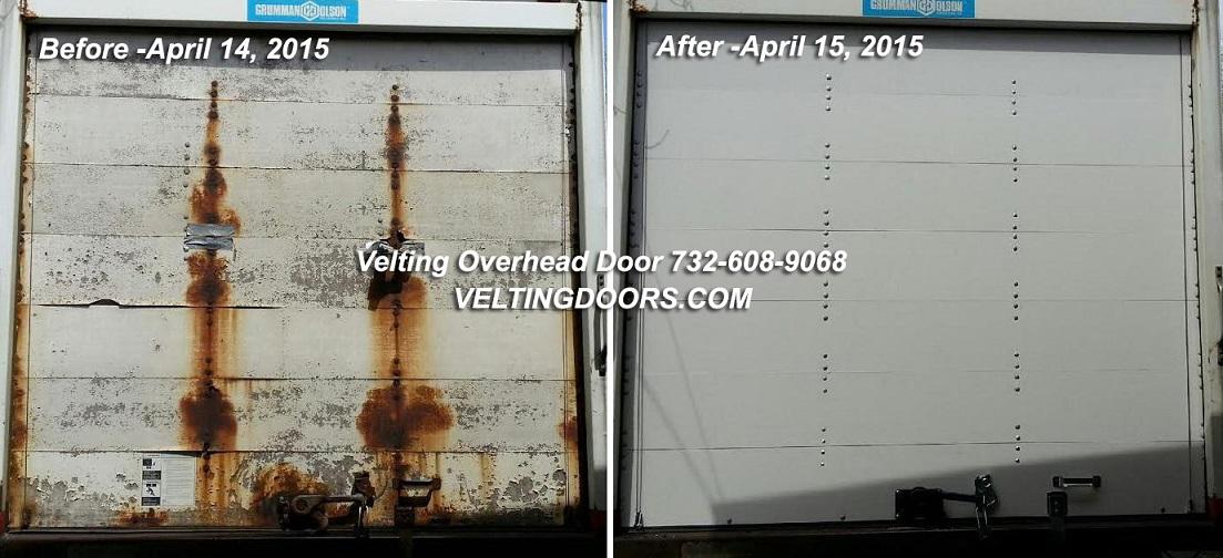 Truck Door Repair