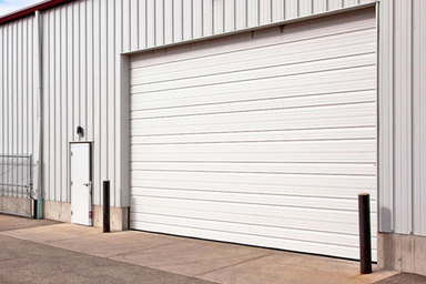 New Commercial Garage Doors