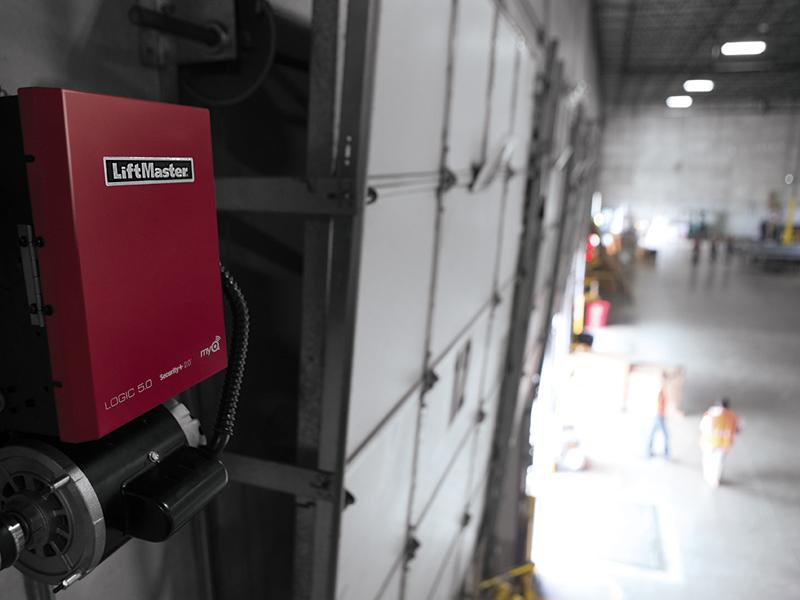 Warehouse Garage Door Opener